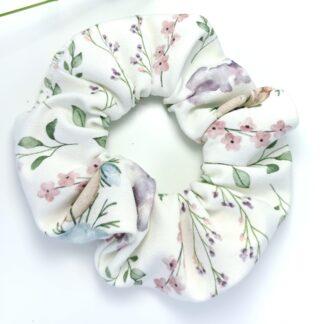 Scrunchie - polne kwiaty