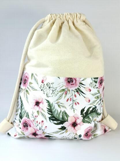 Worko-plecak boho